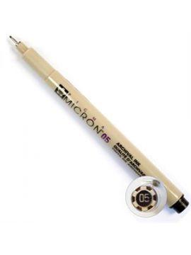 Black Micron Pen