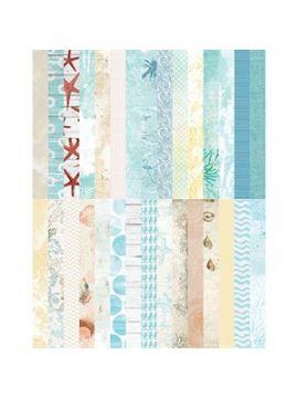 Sweet Summer by Katie Pertiet Pocket Border Strips - Set 30
