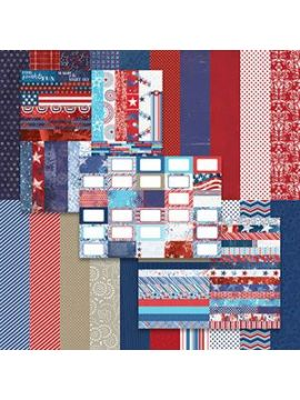 Red, White, & Beautiful by Katie Pertiet Bundle