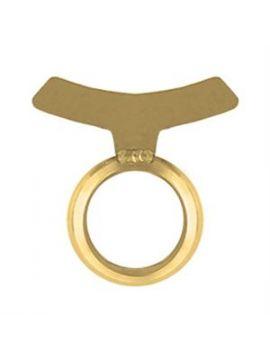 T-Bar for Large Gold Linkable Locket