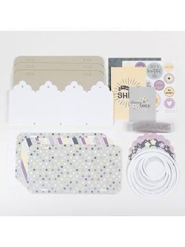 Whispering Lilac Wall Hanging Kit