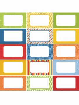 Pocket Primary Journal Cards by Katie Pertiet - Set 30