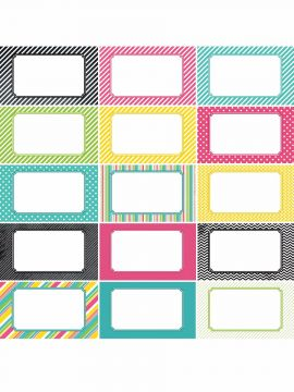 Pocket Party by Katie Pertiet Pocket Journal Cards - Set 30