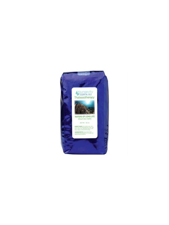 Waters of Life Dead Sea Bath Salts  - 32 oz.