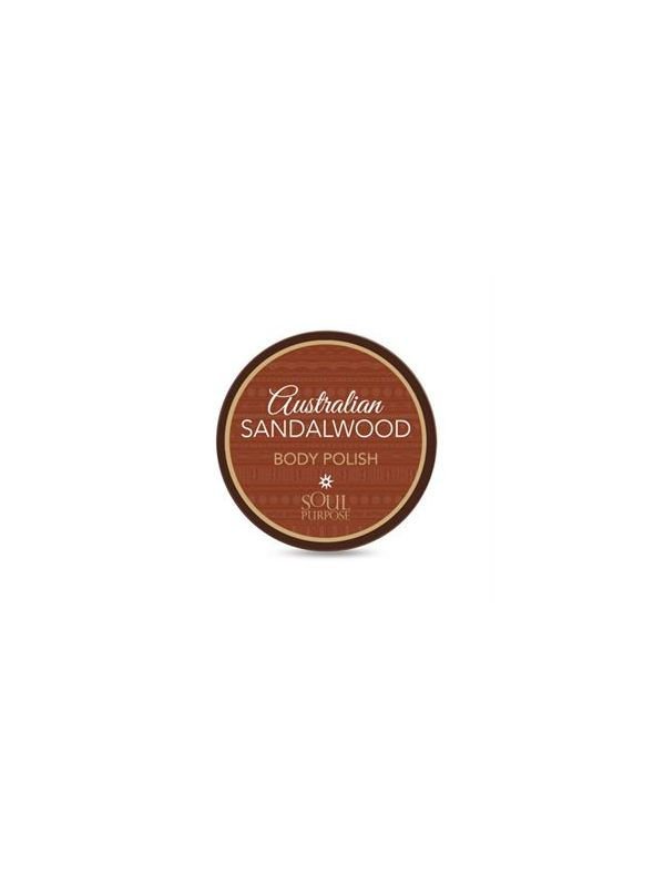 Australian Sandalwood Body Polish