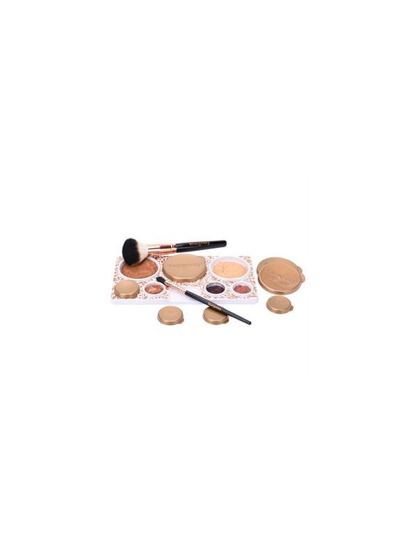 Mineral Makeup Application & Mixing Tray