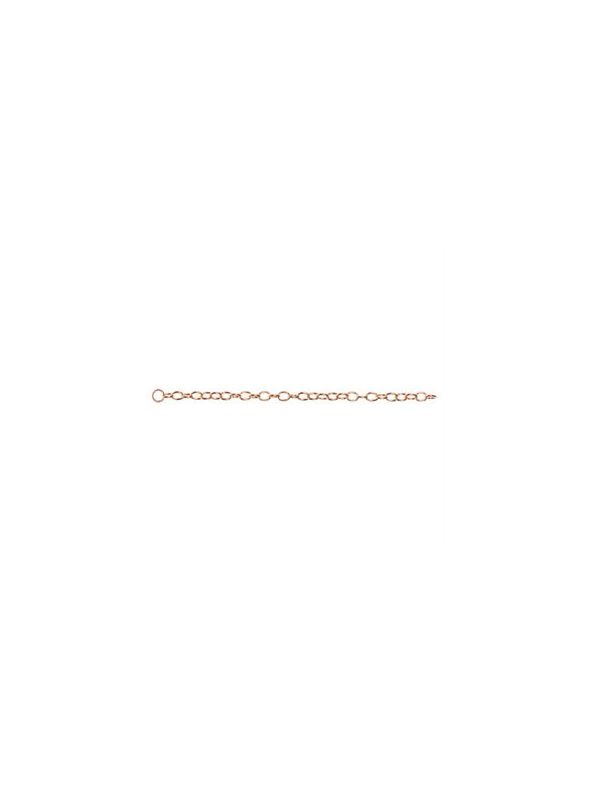 """Connector Chain 6"""" - Rose Gold"""