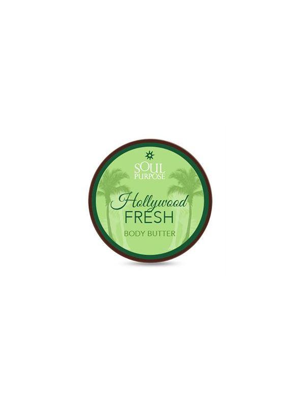 Hollywood Fresh Shea Body butter - 4 oz.