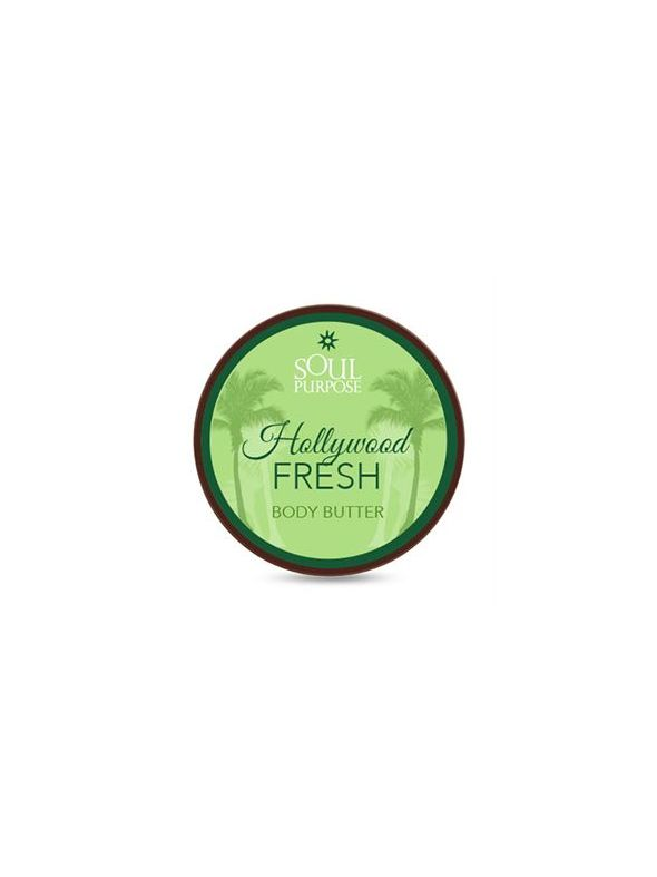 Hollywood Fresh Shea Butter Balm - 4 oz.