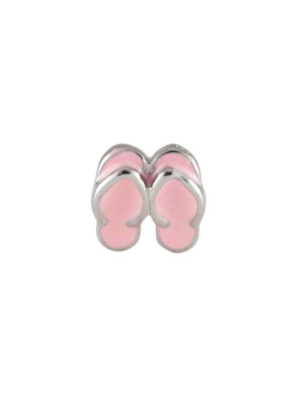 Pink Sandals Charm