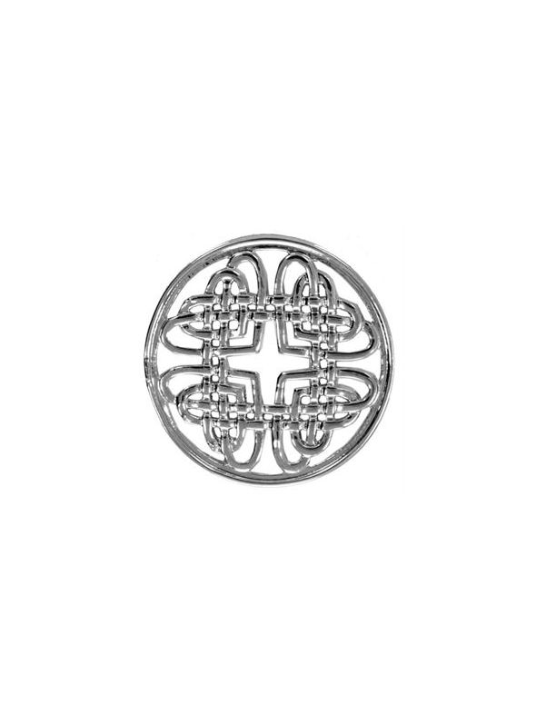 Medium Silver Celtic Knot Screen