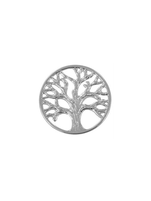 Large Silver Tree Of Life Screen