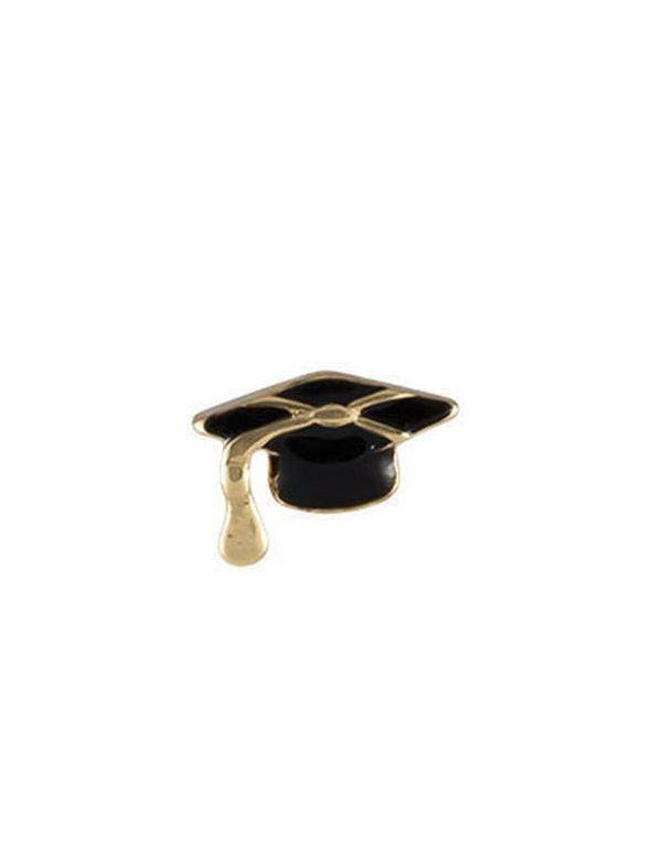 Graduation Cap Charm