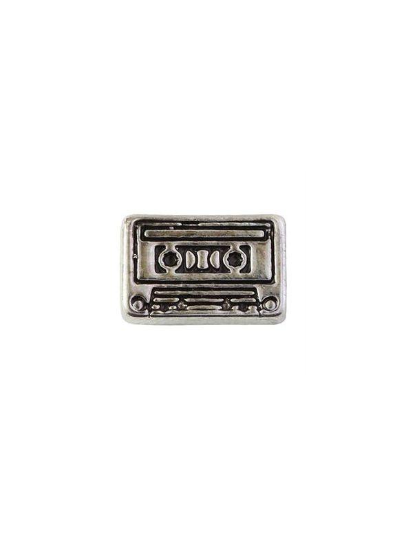 Cassette Tape Charm