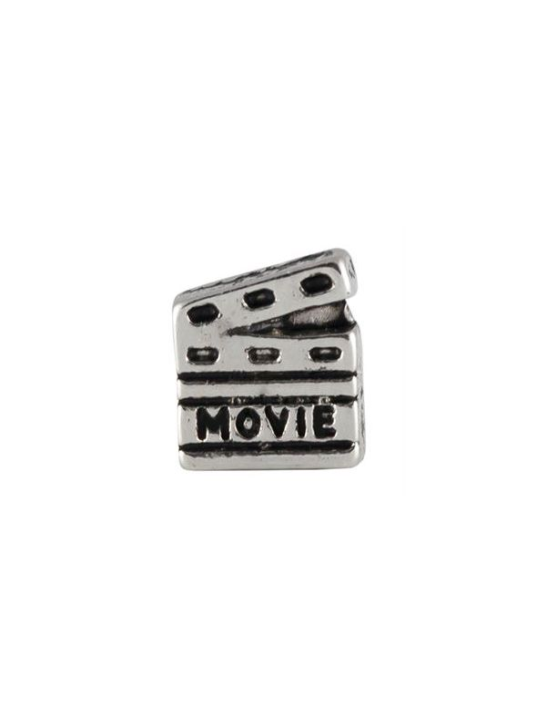 Movie Clapperboard Charm