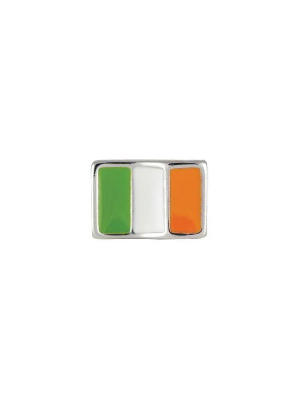 Irish Flag Charm