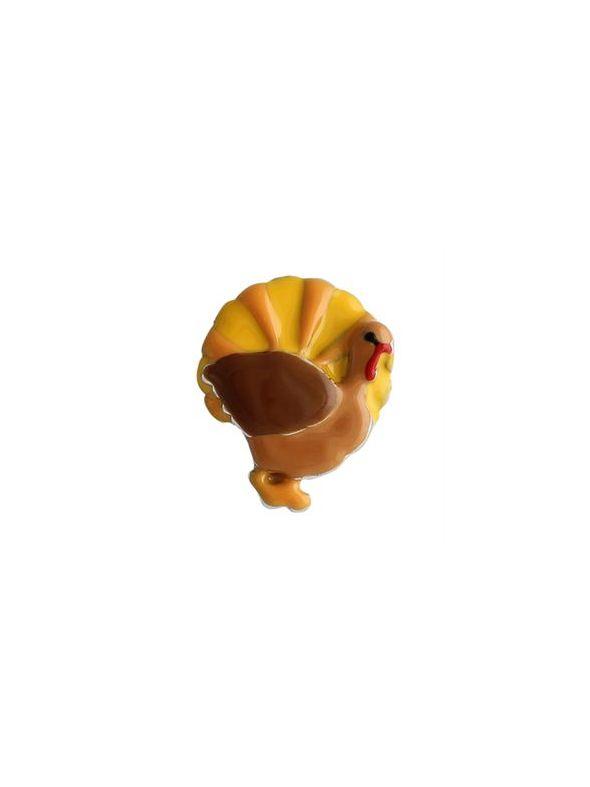 Thanksgiving Turkey Charm