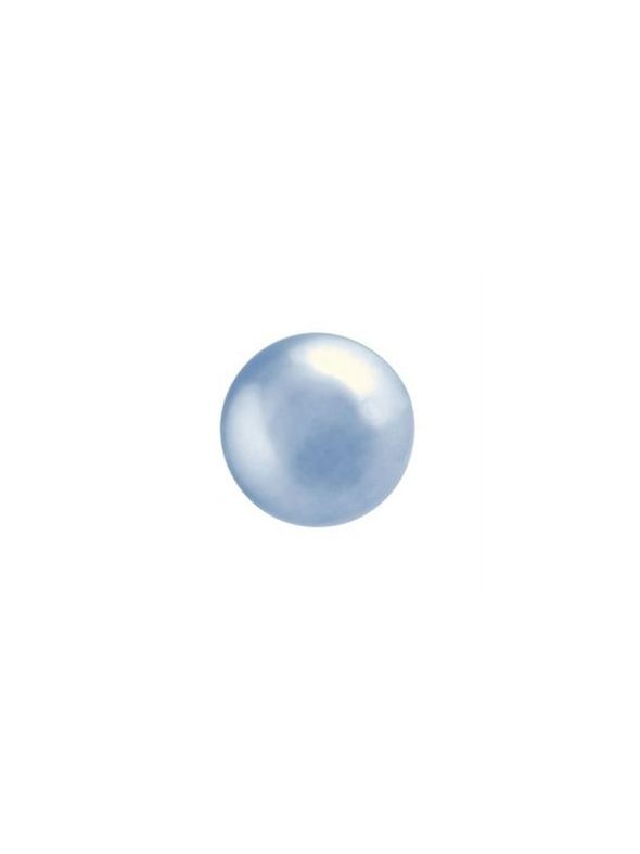 Ice Blue Pearl Charm - 3 Pack
