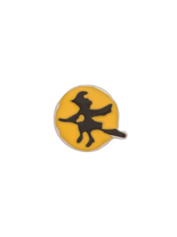 Flying Witch Charm