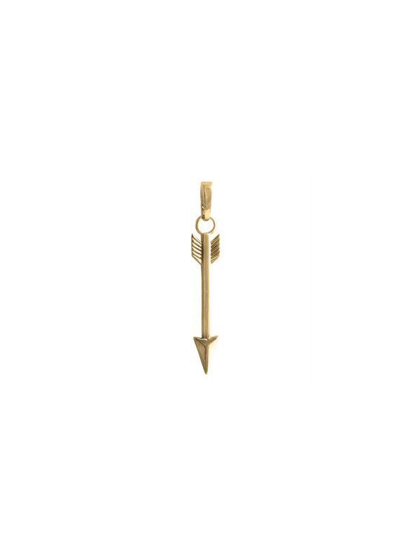 Gold Arrow Droplet