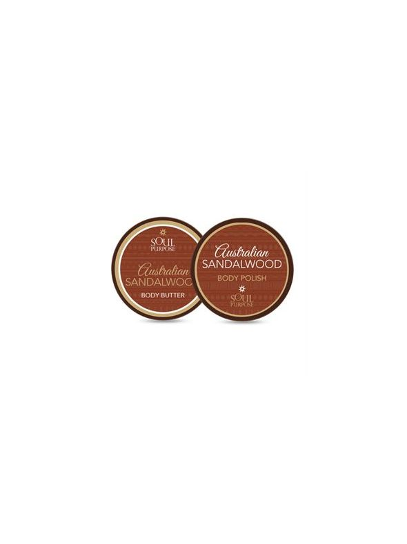 Australian Sandalwood Body Glow Set