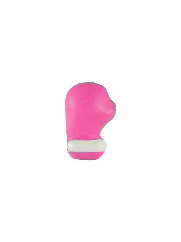Pink Boxing Glove Charm