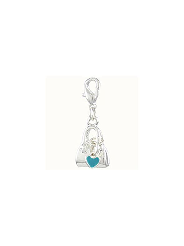Purse With Heart Droplet