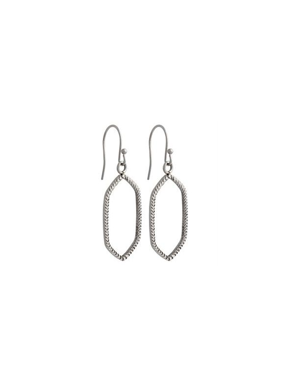 Large Silver Inspirations Earrings