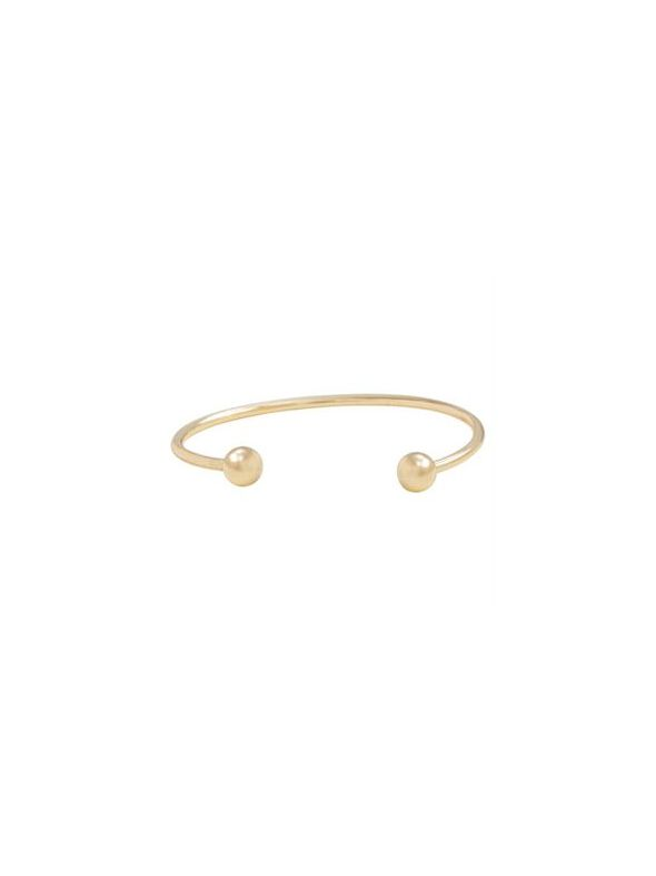 Interchangeable Cuff Ball Gold - 60mm