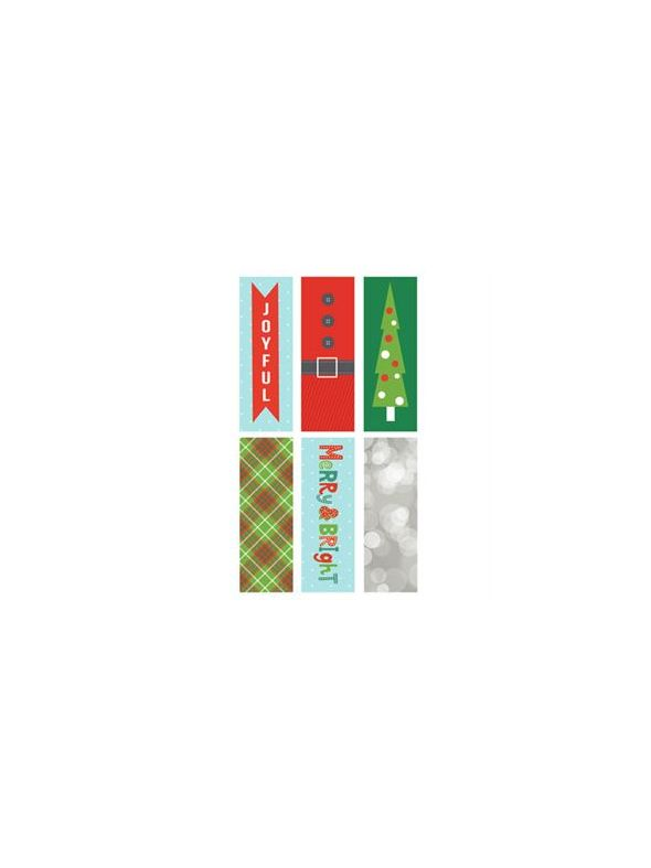 Holiday Rectangle Locket Backdrops