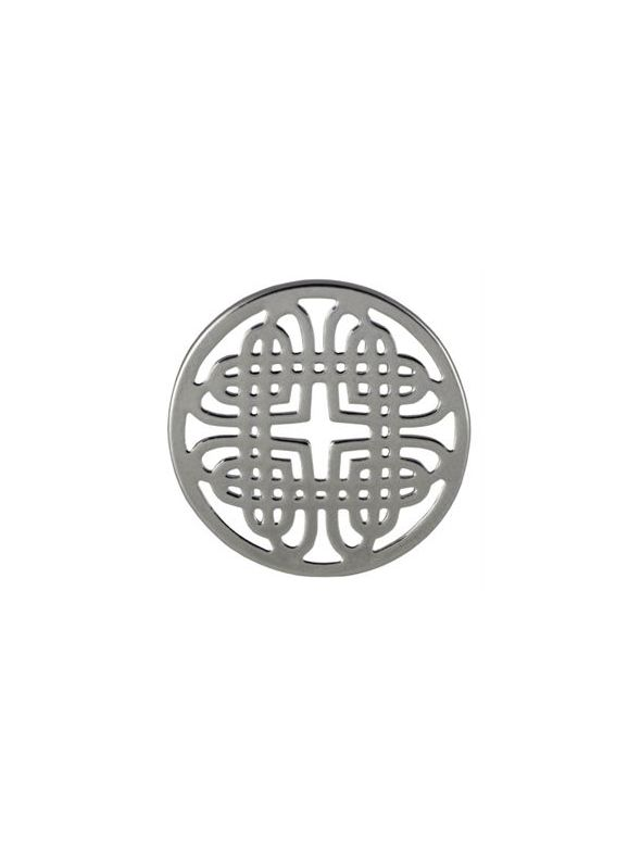 Large Silver Celtic Knot Screen
