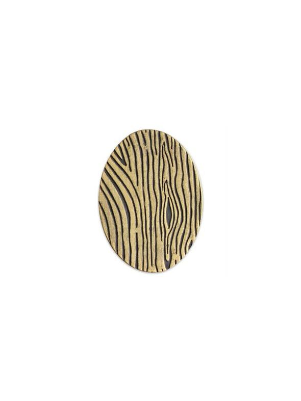 Gold Woodgrain Screen
