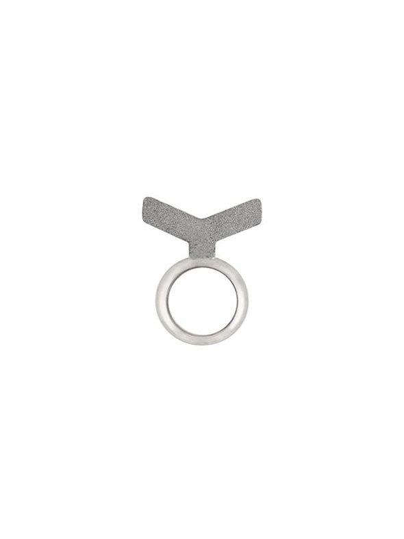 T-Bar for Large Silver Octagonal Linkable Locket