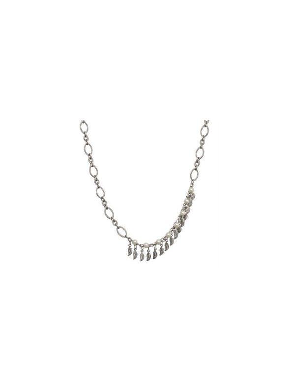"""Nickel-Safe Silver Tamara Chain: 28-31"""""""