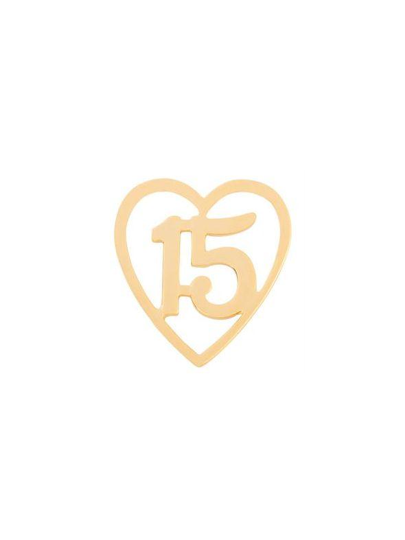 Gold Quincera Heart Screen
