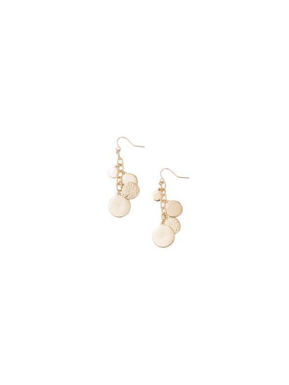 Alyssa Gold Earrings