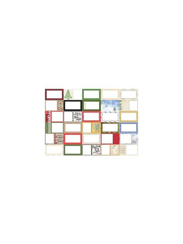 Joyful and Triumphant by Lauren Hinds Pocket Journal Cards - Set 30