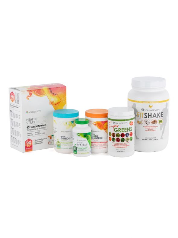 Health & Nutrition Business Essentials Kit