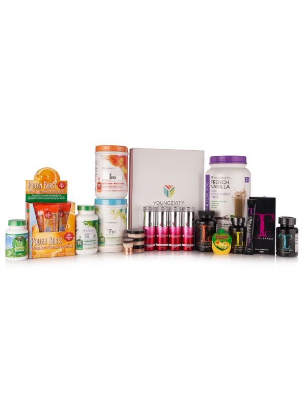 Women's Wellness CEO Mega Pak - Light 1 Mini Kit