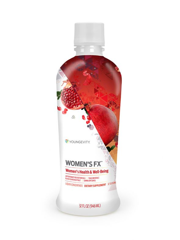 Women's FX™ with Black Cohosh - 32 fl oz