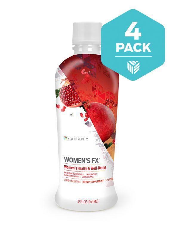Women's FX™ with Black Cohosh - 32 fl oz (4 Pack)