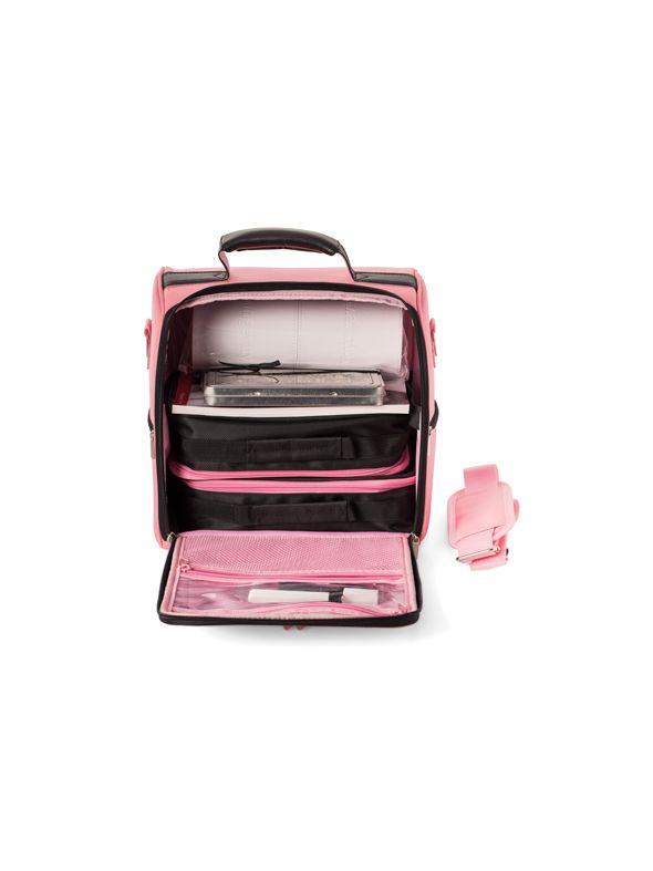 Mineral Makeup Pink CEO Mega Pak Case