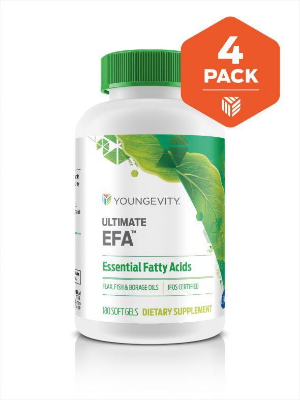 Ultimate EFA™ - 180 soft gels (4 Pack)