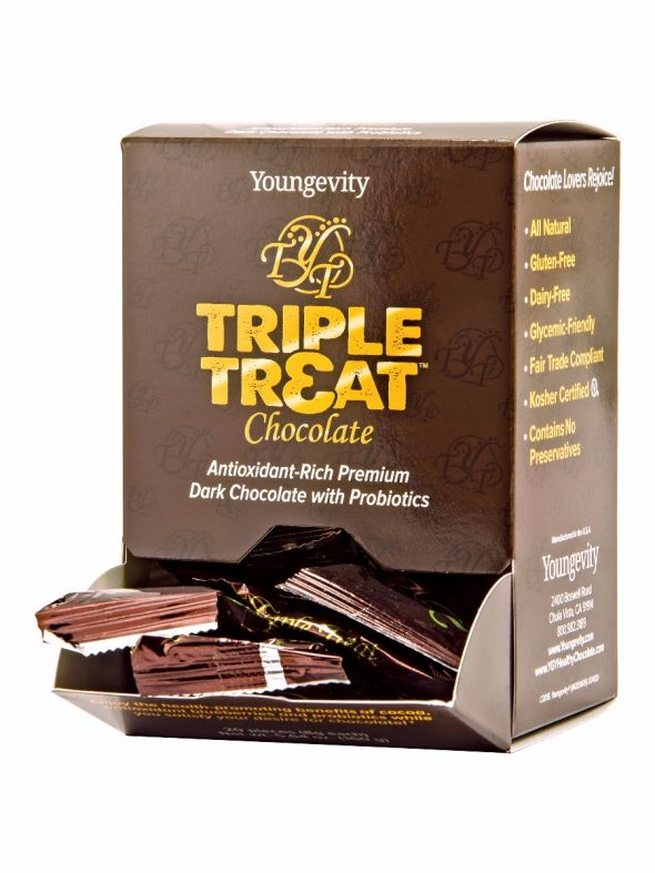 Triple Treat Chocolate - 20 Count Box