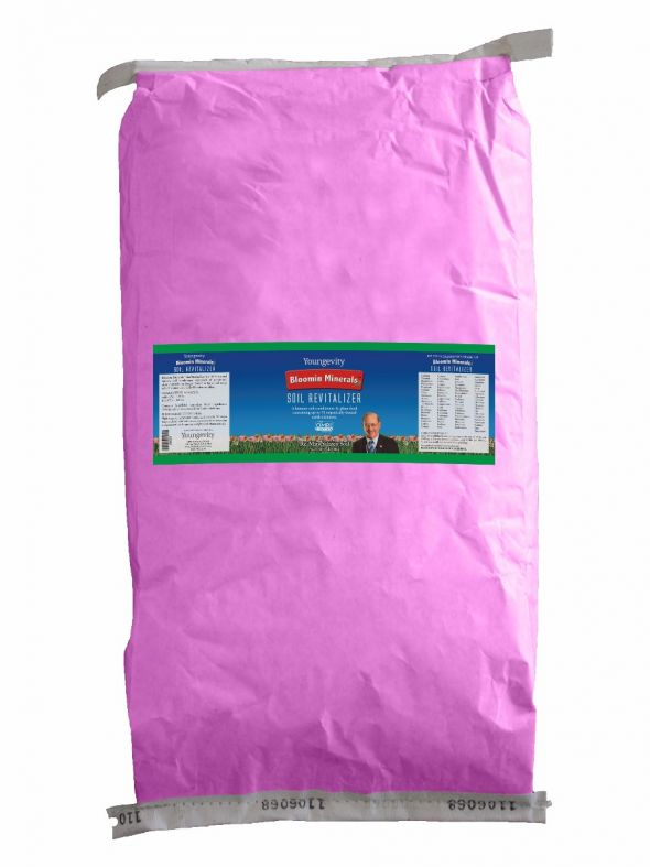 Bloomin Minerals™ Soil Revitalizer - 40 lbs