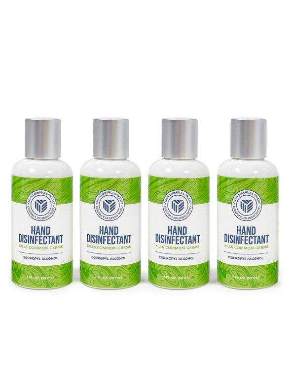 Youngevity Hand Disinfectant - 4 Pack