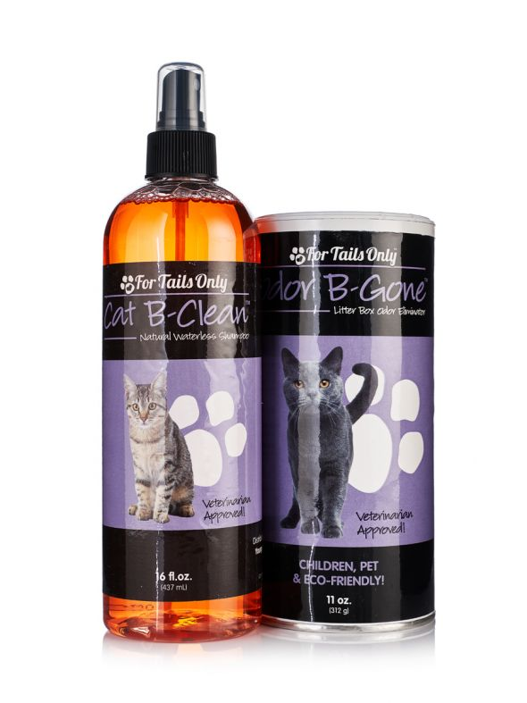 For Tails Only Clean Cat Bundle