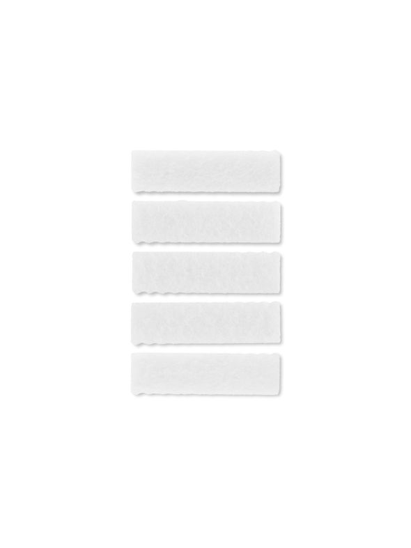 Rectangle White Scent-able Coin - 5 Pack
