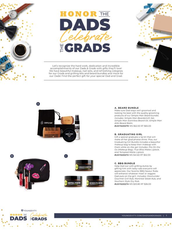 Dads & Grads Gift Guide Downloadable PDF