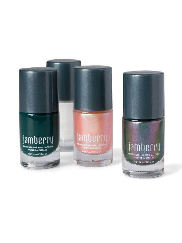 Tahitian Pearl ColourSuite - Nail Lacquers